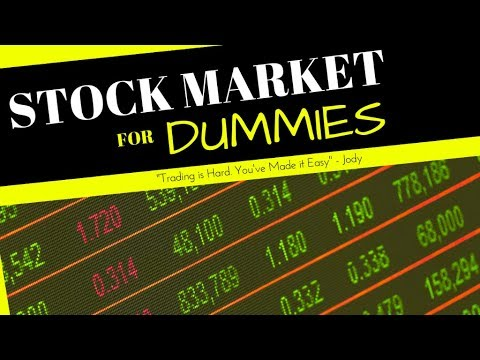 Stock Market For Dummies: The Easiest Way to Analyze the Stock Market