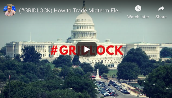 How to Trade Midterm Election Results [Gridlock] $ACB - Aurora Cannabis