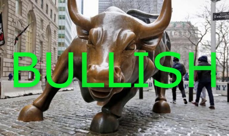 I'm Bullish and I'll Tell You Why
