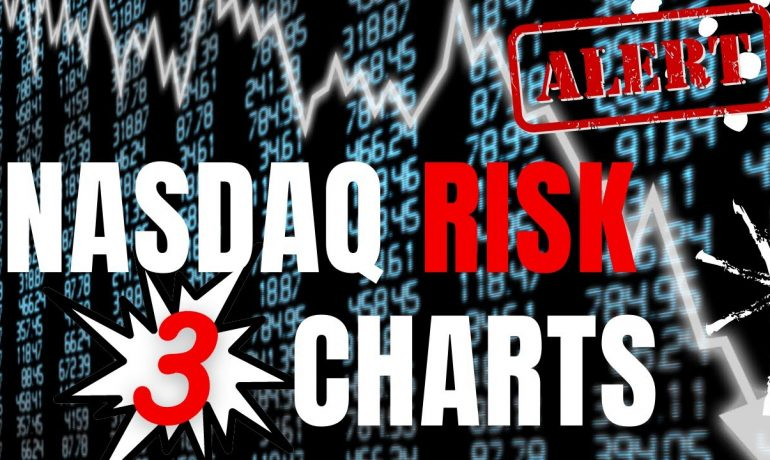 $QQQ - Nasdaq Plunges More than 2% - Stock Market Risks Are Elevated (/NQ Futures)