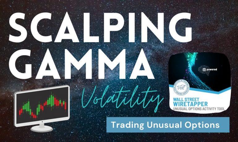 Scalping Gamma - Unusual Options Activity $VXRT Options Trade