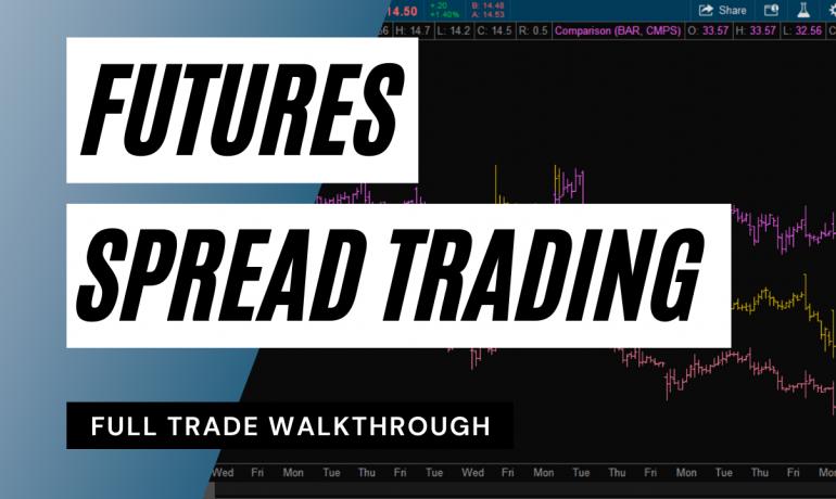Futures Spread Trading | Thinkorswim Relative Value Trading | S&P 500, Gold, Copper, Silver Futures