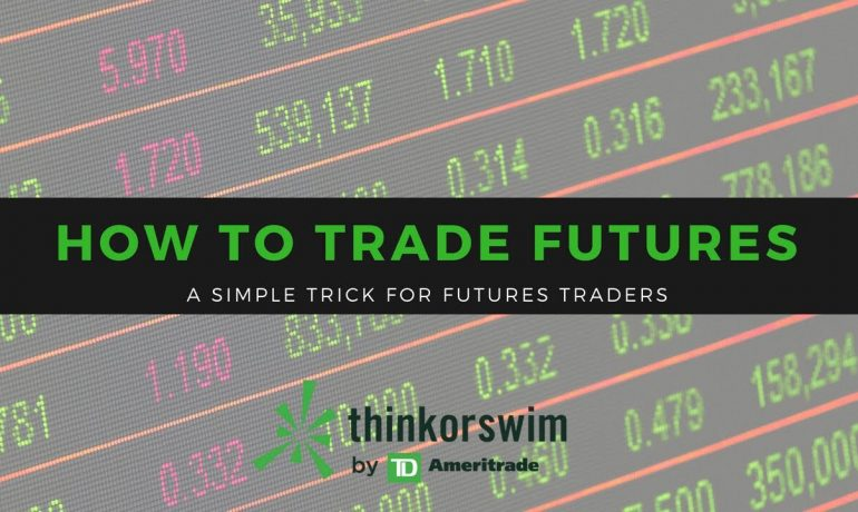How to Trade Futures | Trading Futures in ThinkorSwim | S&P 500 Futures